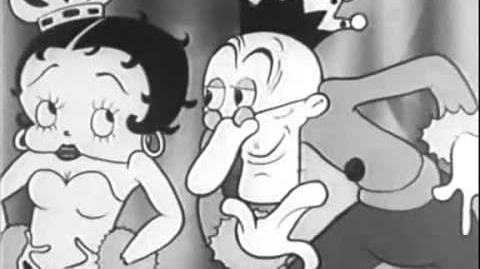 You're the one I care for by Betty Boop (Song Only)