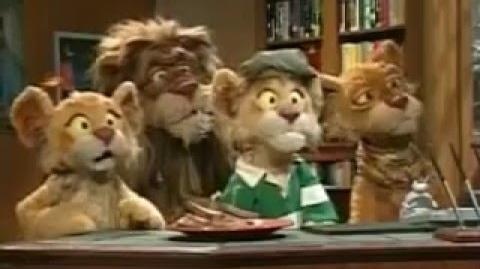 Between The Lions episode 40 The Last Cliff Hanger