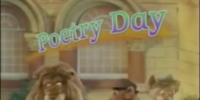 Episode 37: Poetry Day