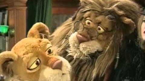 Between The Lions episode 46 Quest Quest Quest!