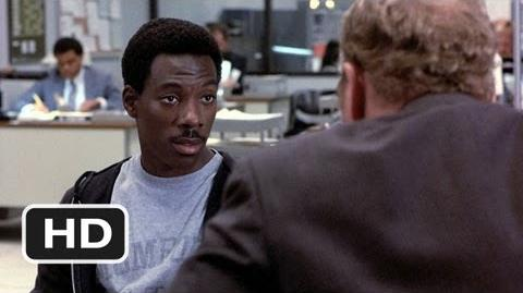 Beverly Hills Cop (4 10) Movie CLIP - Foul-Mouthed? (1984) HD
