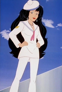 Bianca in sailor outifit