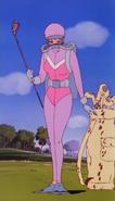 Tara in scuba outfit