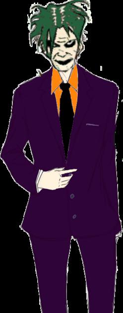 The Joker BWTB S2