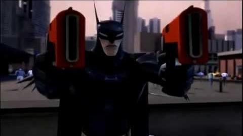 Batman kills Bruce Wayne