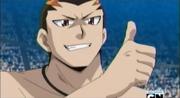 Klaus thanks Masamune