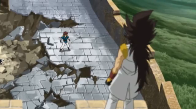 Image - Dashan scolds Chao Xin.png | Beyblade Wiki ...