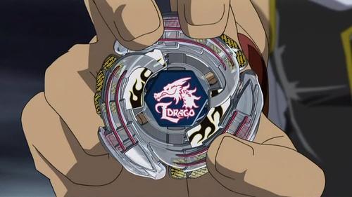Beyblade metal fusion ryuga
