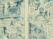 Ginga vs Kyoya Managa