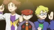Daigo's new team