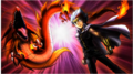 Ryuga and l drago