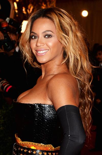 Beyonce MET Gala 1
