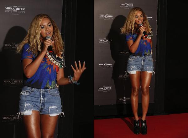 Beyonce Brazil 3