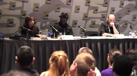Comic-Con - Beyond Two Souls - David Cage, Ellen Page and Kadeem Hardison