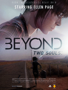Beyond-twosouls ps3 poster