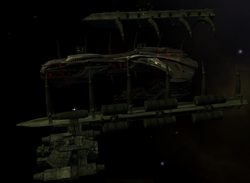 Cylon Carrier Drydock