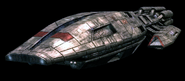 Battlestar Pegasus No 04
