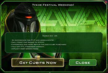 Tykhe Festival