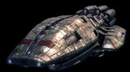 Battlestar Pegasus No 01