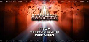 Troy Test Server