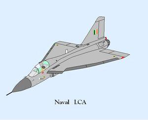 LCA Naval