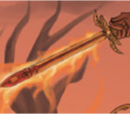 Balthazar's sword