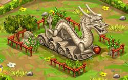 Mystic Stone Dragon