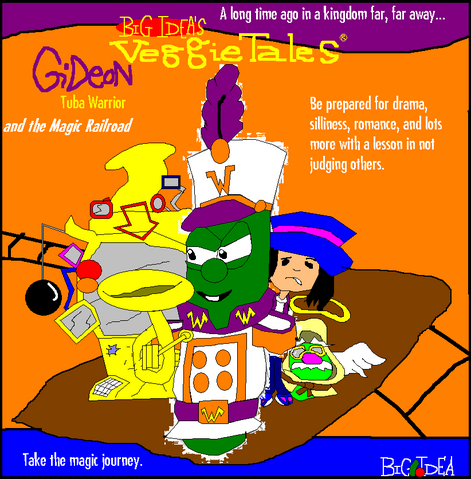 File:Gideon and the Magic Railroad DVD Poster.png