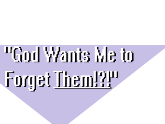 God Wants Me to Forget Them logo