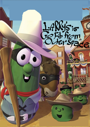 Larry's is Go Fib from Outerspace DVD cover