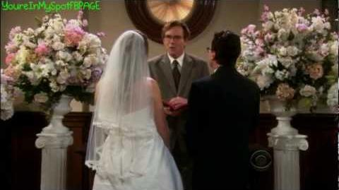 Penny's Imaginary Wedding - The Big Bang Theory-0