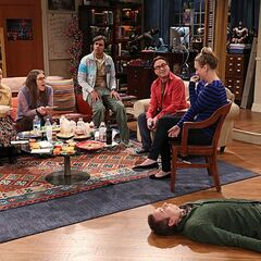 Another Koothrappali dinner murder mystery night.