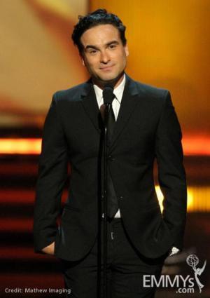 File:2009 Emmys Johnny Galecki.jpg