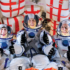 The crew of Expedition 31.