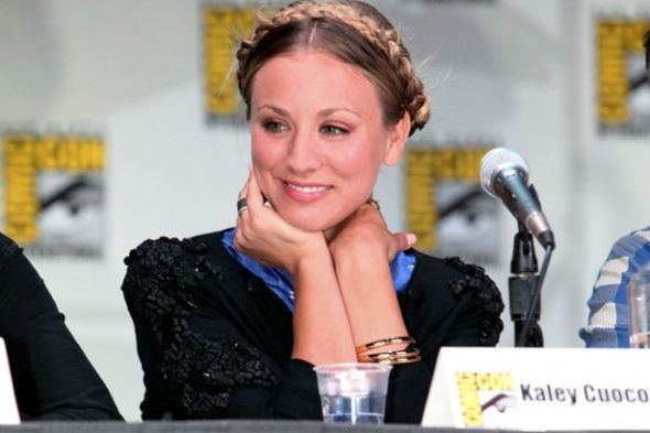 File:Kaley Cuoco in Comic Con.jpg