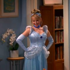 Cinderella waits for Howard.