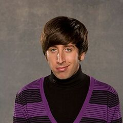 Picture of Howard Wolowitz.