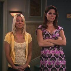 Missy witnesses Sheldon offering his sister to Leonard.