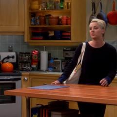 Listening to Sheldon.