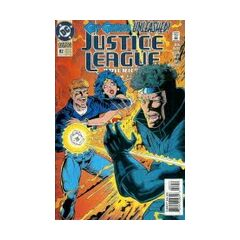 Justice League #82, November 1993 issue