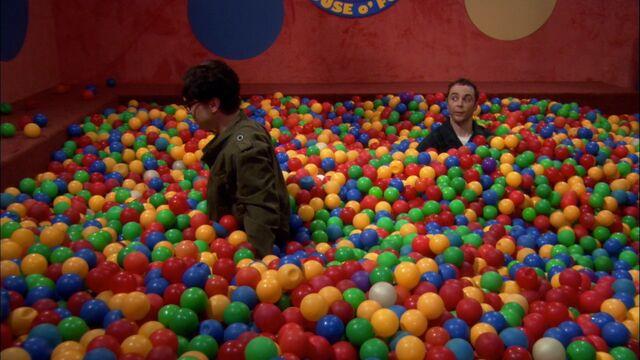 File:19Bazinga in the ball pit.jpg