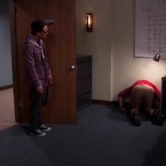The Rothman Disintegration | The Big Bang Theory Wiki ...