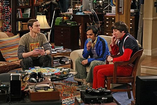 File:Raj, Howard and Sheldon all playing The Setlers of Catan.jpg