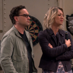 Learning why Sheldon doesn't like his birthday.