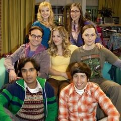 The cast together.