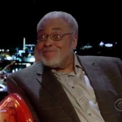 James Earl Jones is a nice person.