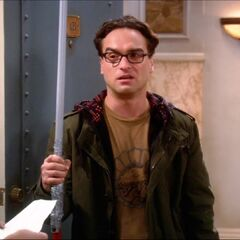 Leonard gives Penny the one thing to defeat the villainous Sheldon.