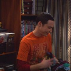 S03E15 - Sheldon thinks he's going to see the LHC
