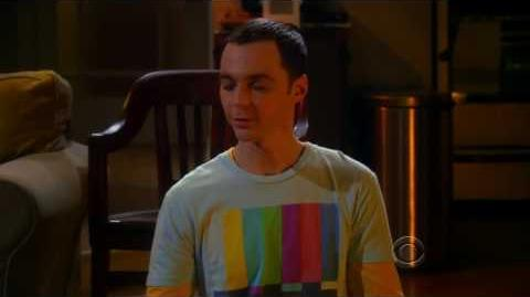 TheBigBangTheory - Sheldon tries Indian Meditation HD 3x18
