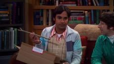 Raj is upset over the fake wand